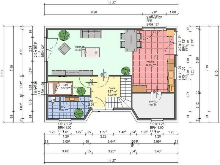 Wunderschönes Einfamilienhaus in Oranienburg - Haus kaufen - Bild 1