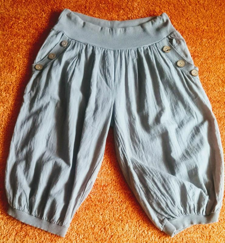 Damen Hose leichte Sommer Pumphose Gr.38