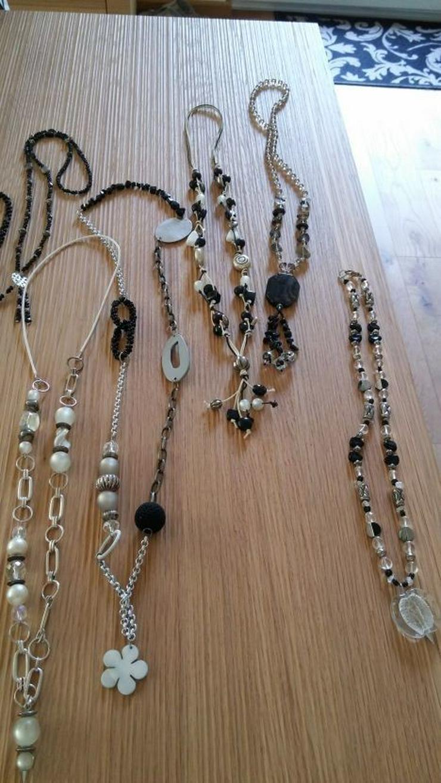 Bild 4: handgefertigte Halskette (n), Unikate