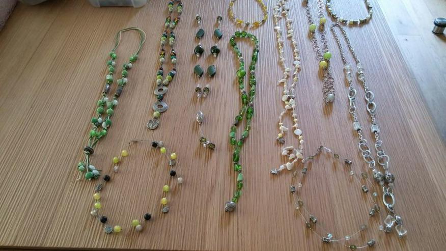 handgefertigte Halskette (n), Unikate - Halsketten & Colliers - Bild 1