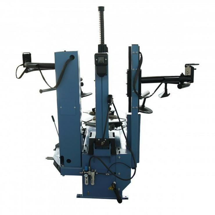 Bild 3: Semi automatische Reifenmontiermaschine Kassel