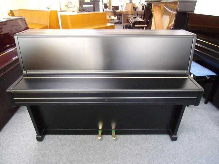 Euterpe Klavier, TOP Zustand schwarz matt