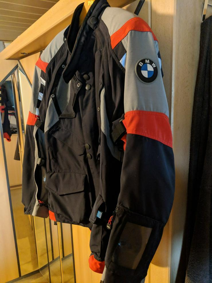 Bild 4: Motorradjacke von BMW Gr. 58