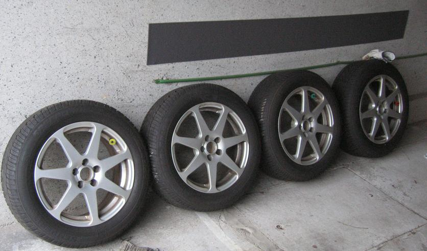 VW / Audi LM Winterräder 205/55/16 91 H