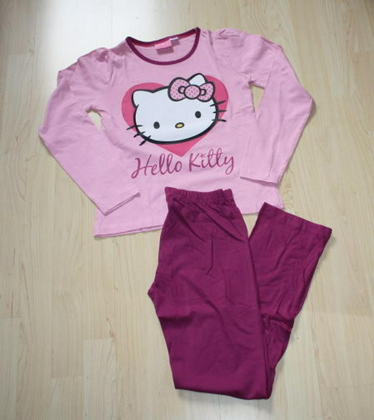 Schlafanzug Hello Kitty Kinder Pyjama 134-140