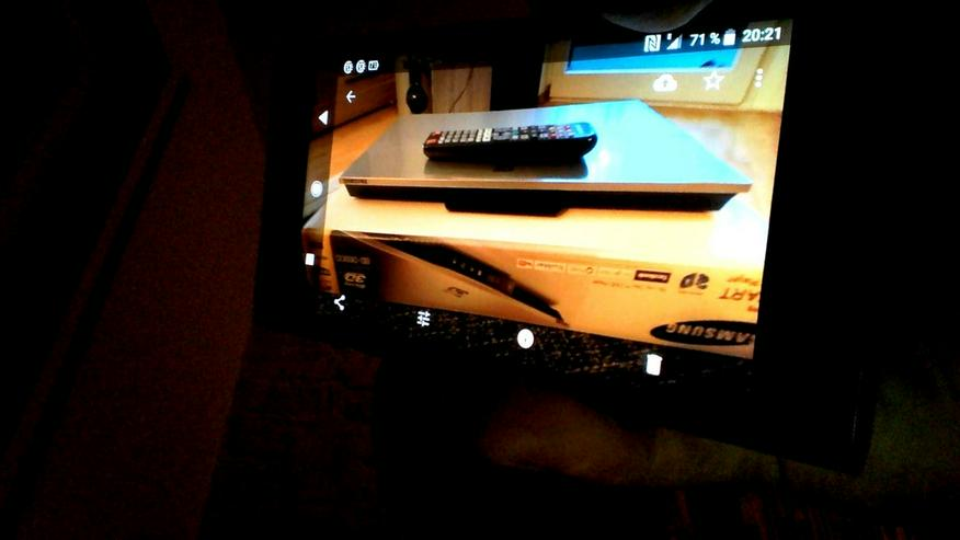 Samsung Blu Ray Player SMART, Wifi