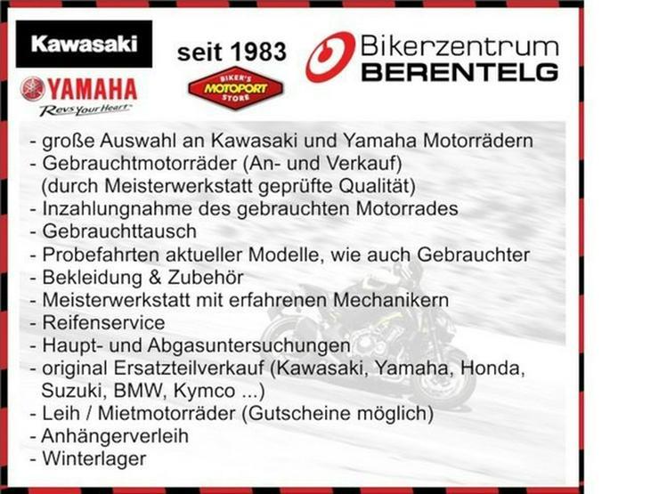 Bild 13: KAWASAKI Z 900 Z900 48 PS Vorführer Kennzeichenhalter Umbau