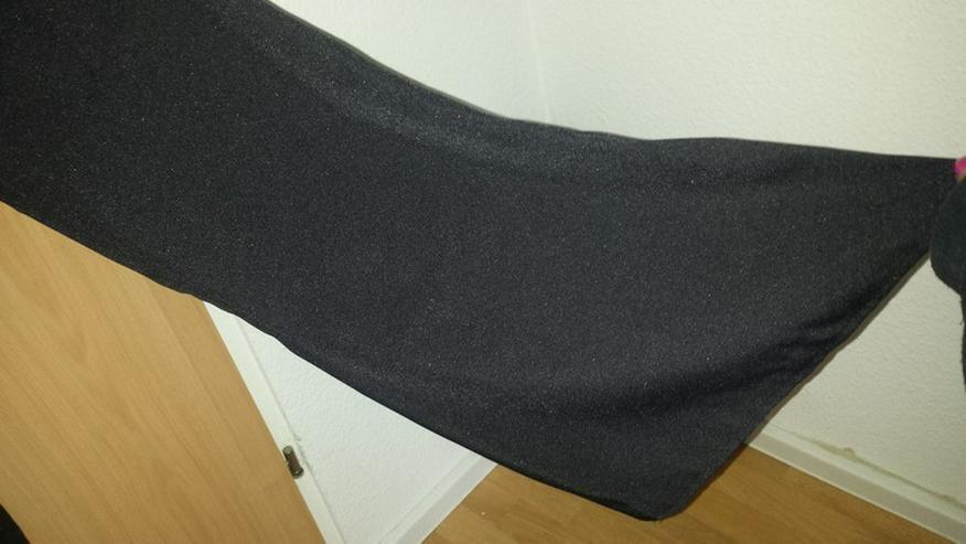 Bild 3: schwarze Hose Bootcut, Schlag fein,festlich