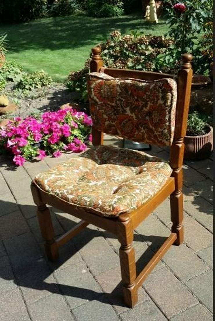 3 Stühle, rustikal ? sehr preiswert