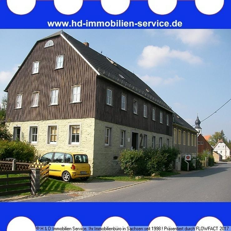 Wohnanlage und Flächendenkmal in Colmnitz sucht Investor ?