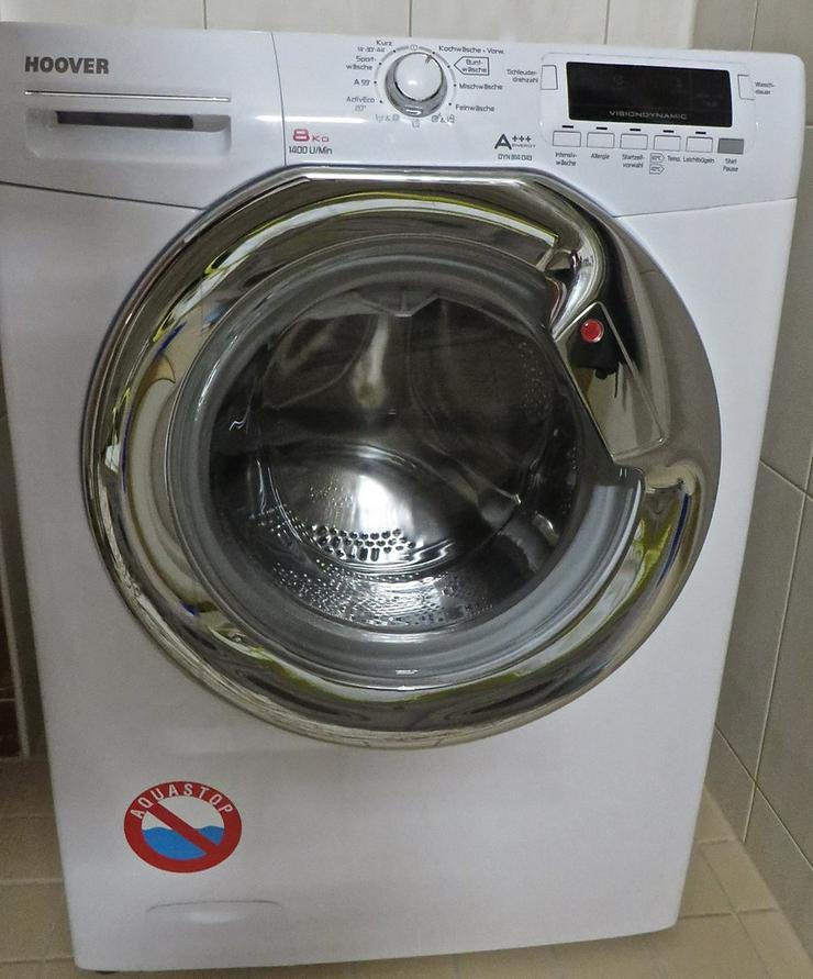Hoover Waschfollautomat für 8kg