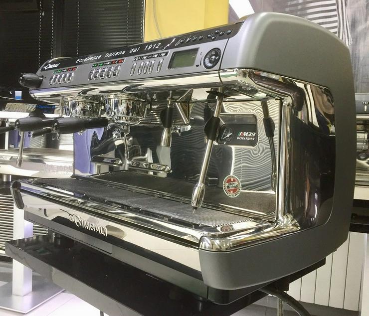 La Cimbali M 39 TE Siebträger Espressomaschine