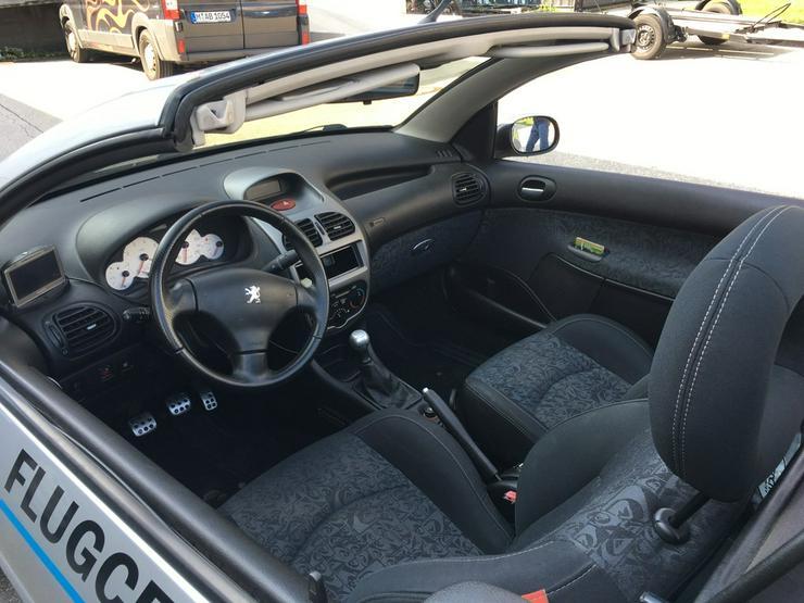 Bild 2: Peugeot 206 cc Quicksilver