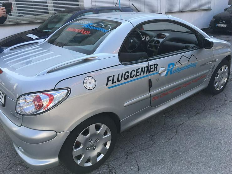Bild 4: Peugeot 206 cc Quicksilver