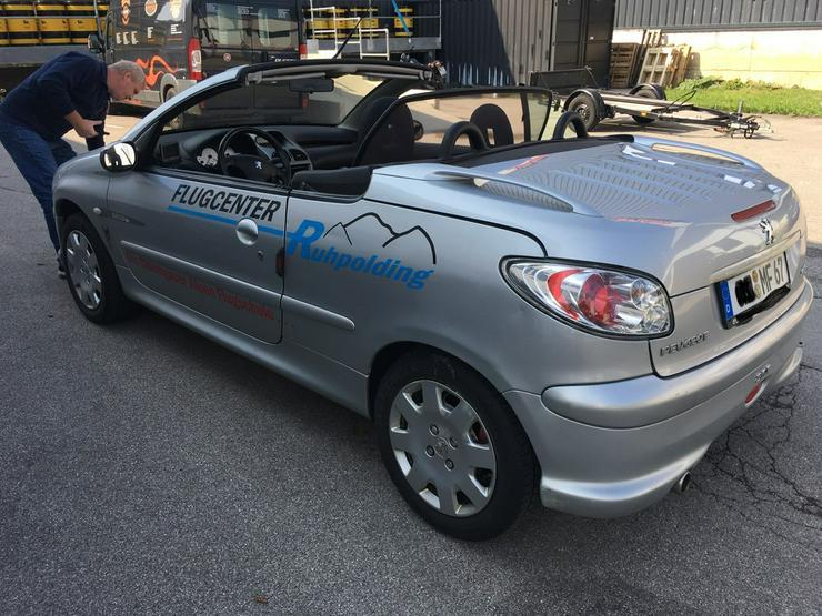 Bild 6: Peugeot 206 cc Quicksilver