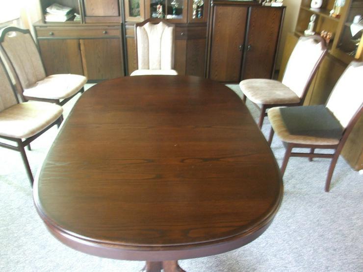 Esszimmer Tisch bis 3,50m ausziehbar!