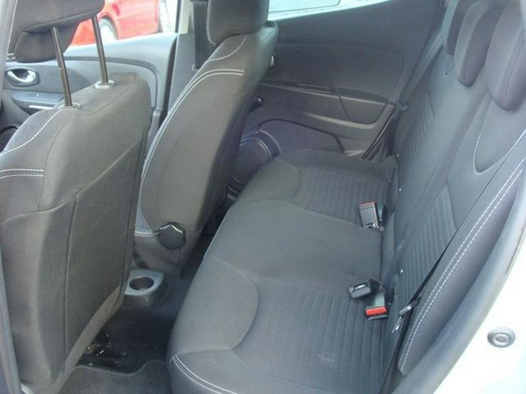 Bild 8: RENAULT Clio IV 1,2 Limited-Klima-LED-USB-Navi-Blueth.
