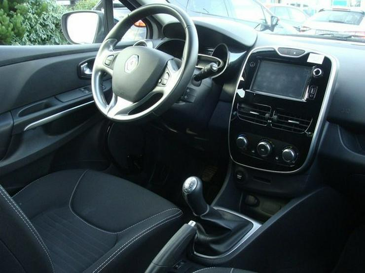 Bild 10: RENAULT Clio IV 1,2 Limited-Klima-LED-USB-Navi-Blueth.