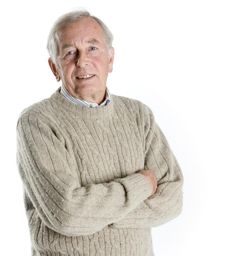 Markus, Witwer, Mitte 70,