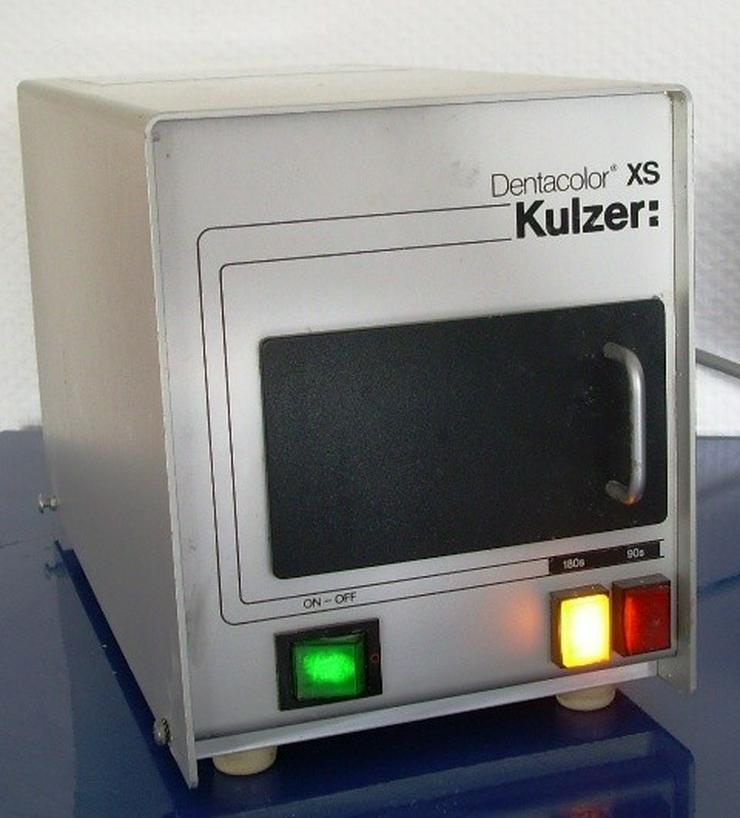 Nr2372 Kulzer Dentacolor XS   gebraucht - Bild 1