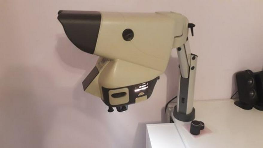 Nr2370 Mantis Microskop gebraucht