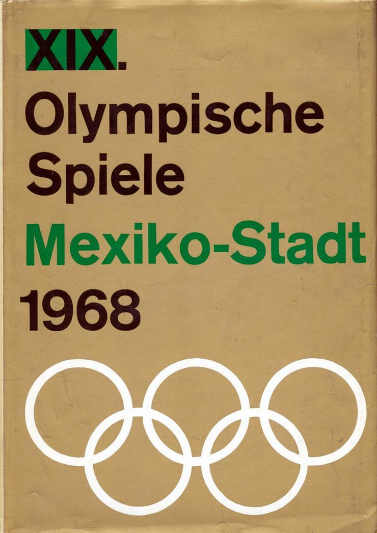 Bild 4: Komplettverkauf 23 Bildbände Olympia Sommer+Winterspiele ab'36