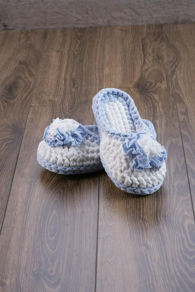 Bild 2: Hausschuhe(Pantofeln)-HandMade