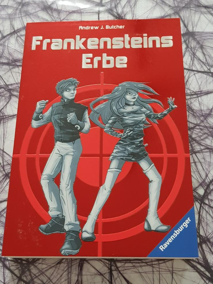 Andrew J. Butcher Frankensteins Erbe - Romane, Biografien, Sagen usw. - Bild 1