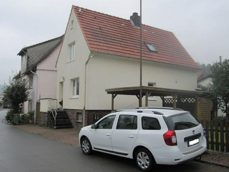 Bild 2: Solides Haus mit Garten an der Weser