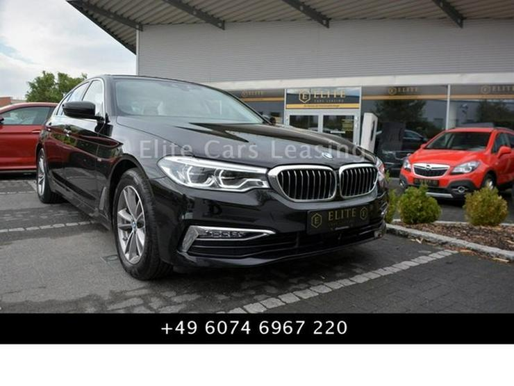 Bild 5: BMW 520d xDrive LuxuryLine NaviProf/LedBeige/LED/PDC