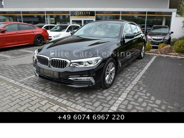 BMW 520d xDrive LuxuryLine NaviProf/LedBeige/LED/PDC - 5er Reihe - Bild 1