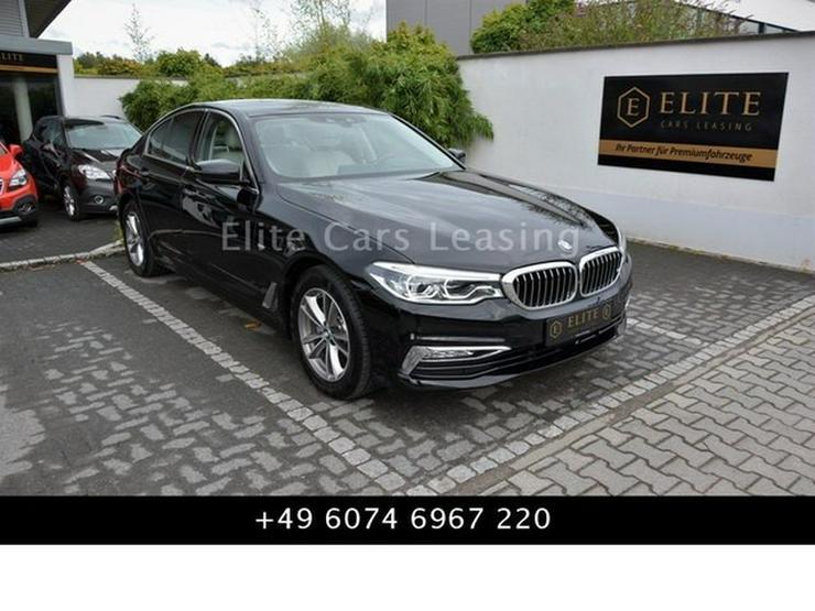 Bild 2: BMW 520d xDrive LuxuryLine NaviProf/LedBeige/LED/PDC