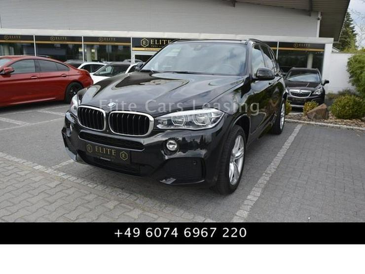 BMW X5 xDrive25d M-sportpaket Pano/HuD/LED/SMG