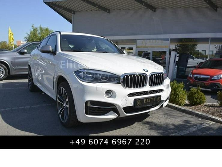 Bild 4: BMW X6 M50d #INDIVIDUAL# LED/LedBiCo/SchDach/HK/HUD