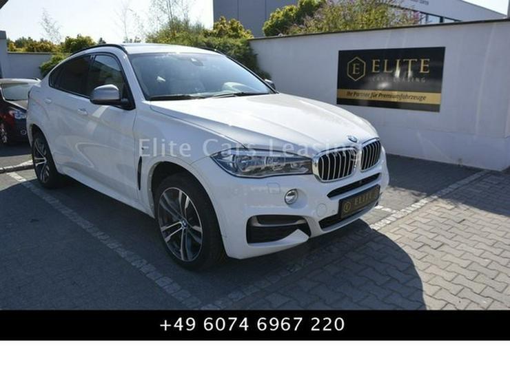 Bild 2: BMW X6 M50d #INDIVIDUAL# LED/LedBiCo/SchDach/HK/HUD
