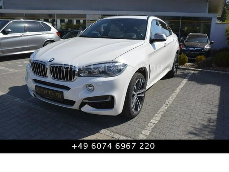 BMW X6 M50d #INDIVIDUAL# LED/LedBiCo/SchDach/HK/HUD - X6 - Bild 1