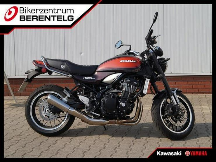 KAWASAKI Z900RS Vorführer Braun