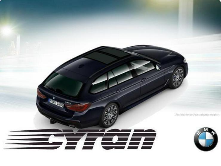 Bild 5: BMW 530d Touring M Paket Innovationsp. Panorama Dach