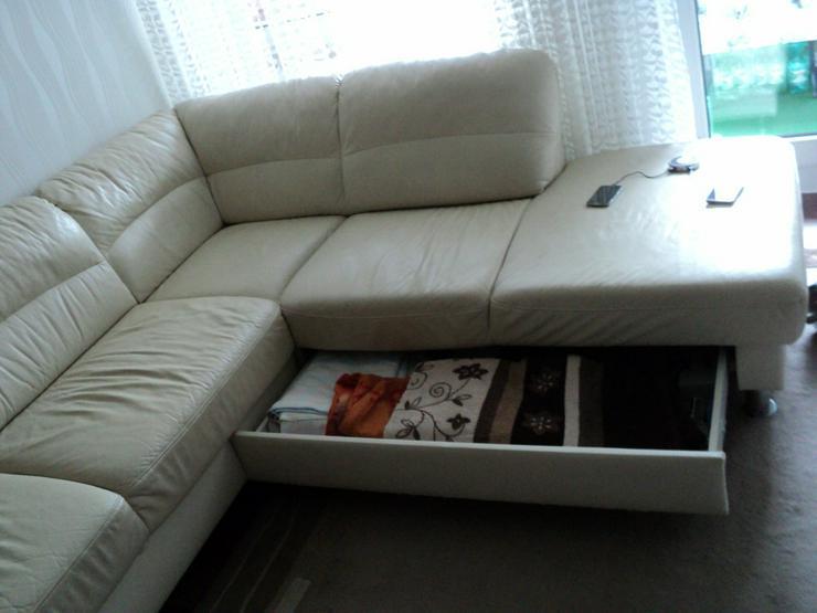 Bild 3: sofa mit schlaffunction