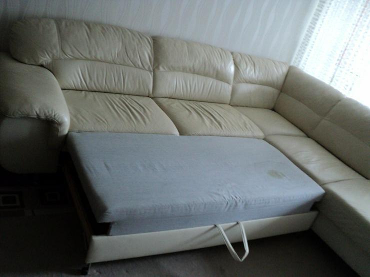 Bild 2: sofa mit schlaffunction