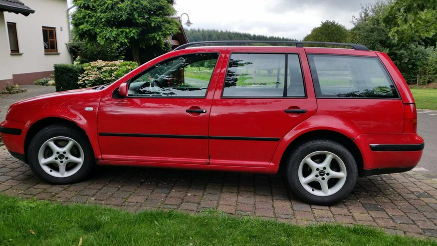 VW Golf IV Kombi 1,9 TDI - Golf - Bild 1
