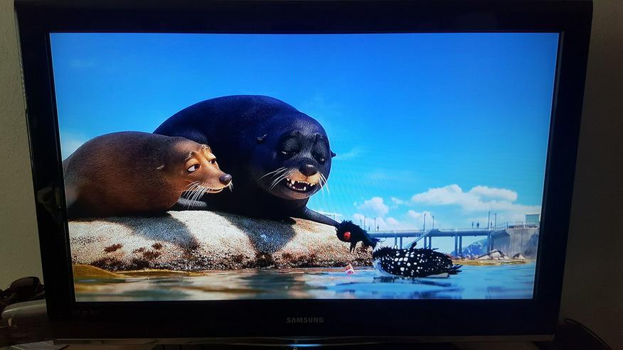 Samsung 37 Zoll FULL HD Fernseher 97cm TV 1080p