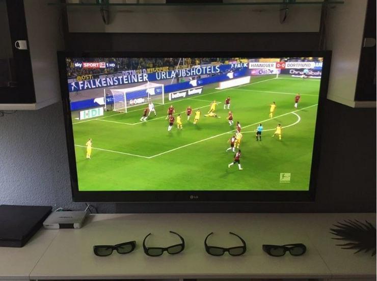 LG Full HD TV in 50 Zoll (127cm) Fernseher