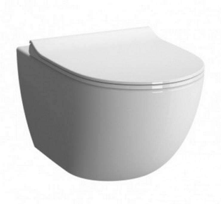 VitrA Sento flush 2.0 / Taharet WC