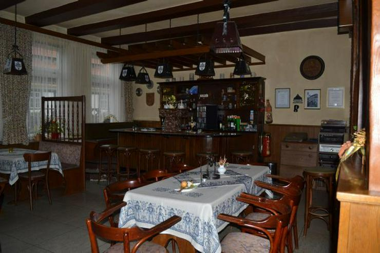 historisches Hotel mit Restaurant zu verkaufen