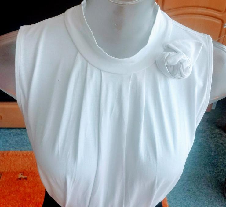 Damen Kleid oversize Etui ohne Ärmel Gr.38