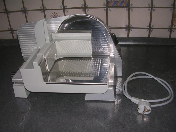 Aufschnittmaschine elektro Fa. Graef