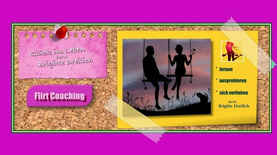 Single-Treff mit Flirt-Coaching !!