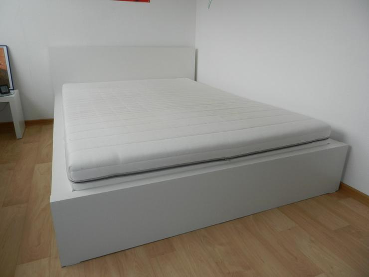 Bett Malm 140 x 200