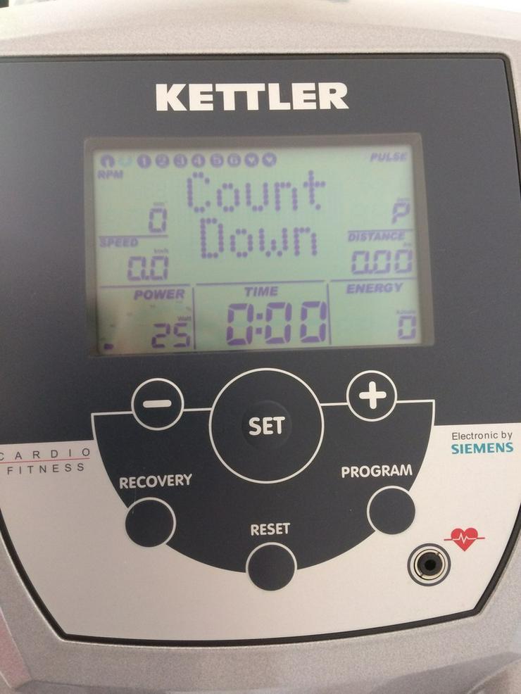 Bild 4: Crosstrainer Kettler CTR3 Top Zustand